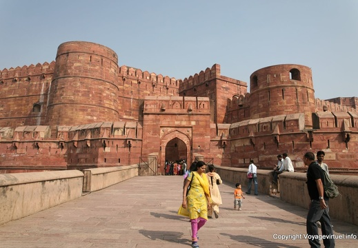 Red Fort Rouge