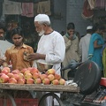 Marchand de fruits Delhi old-city 93