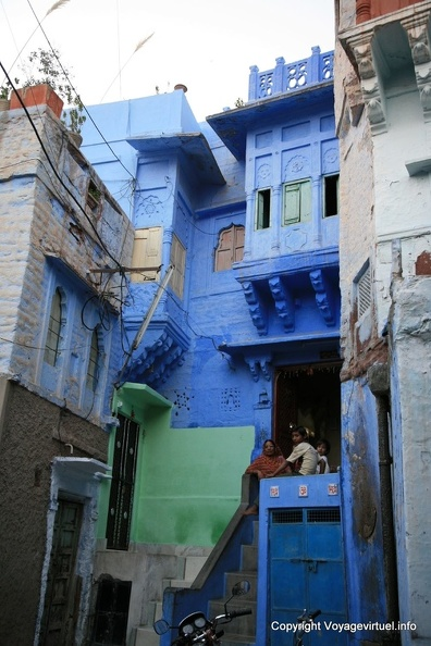 Jodhpur, Jodhpur Old City Blue 47.