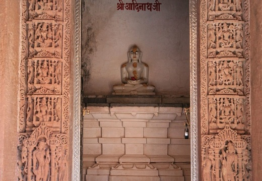 Dieu bouddhique ? Mahavira jain temple Osian
