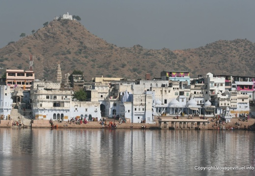 Pushkar sacred lake 47