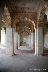 Element architectural Ahhichatragarh fort